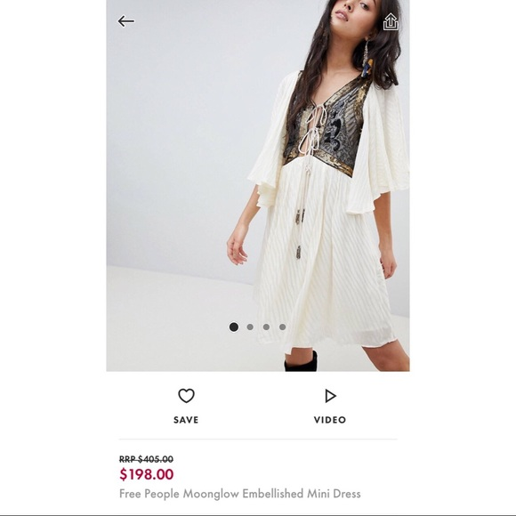 cbf3adcf Free People Dresses | Moonglow Sequin Dress | Poshmark